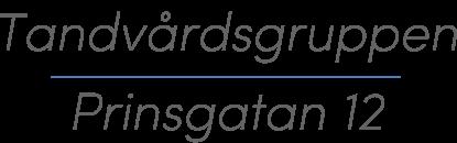 Logga Tandvårdsgruppen