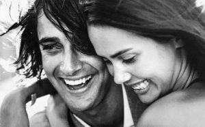 Estetisk tandvård. Vacker och vitt leende